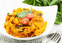 recette one pot pasta jardin bio