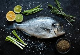 recette jardin bio poisson bio