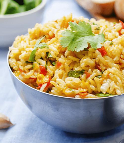 riz thai jardin bio recette