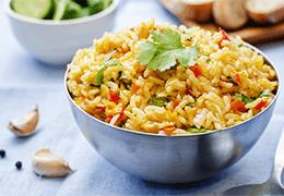 riz thai Jardin BiO étic