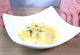 saumon coco recette Jardin BiO étic