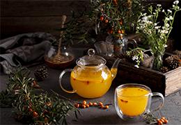recette Jardin BiO étic soupe agrumes infusion badiane et graines de vanille