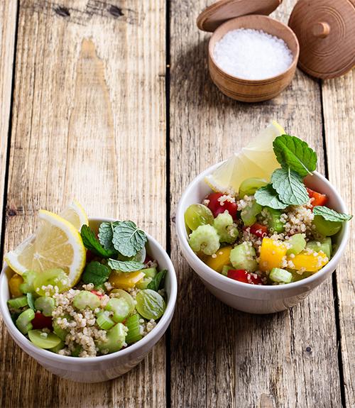 image recommandation taboulé quinoa recette