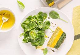 Jardin BiO étic recette terrine légumes colorée