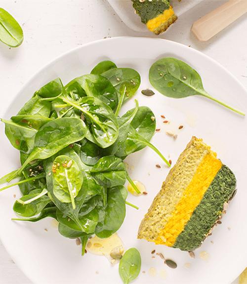 terrine de légumes colorée Jardin BiO étic recette
