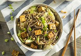 tofu vapeur à la chinoise petite