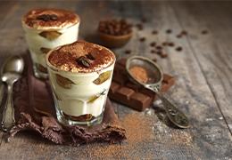Recette Jardin BiO étic trifle chocolat à l'orange et au cointreau