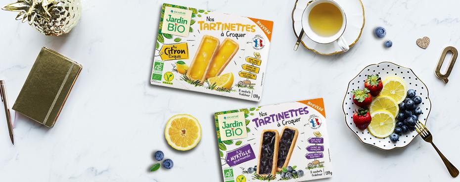Biscuits Jardin BiO