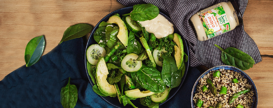 Mayonnaise vegan Jardin BiO étic