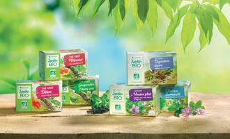 Léa Nature lance sa marque alimentaire bio Jardin BiO étic