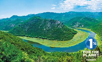 Jardin BiO s'engage en 2007 pour 1% for the planet