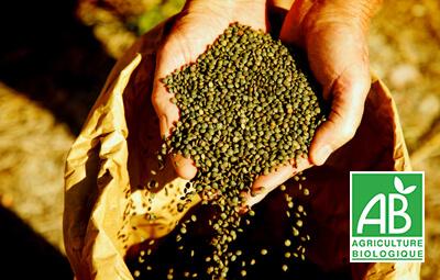 Jardin BiO - des produits bio sans huile de palme