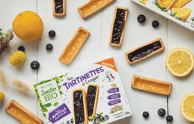 Biscuits bio Jardin BiO etic