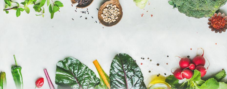 régime végétarien : découvrez notre dossier du mois Jardin BiO étic