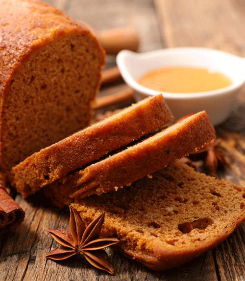 Recette de pain d'épice Jardin BiO