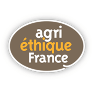 Logo Agri ethique France pour Jardin BiO