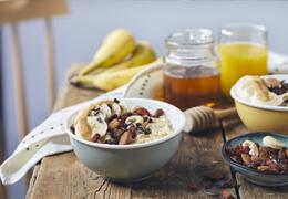 Recette de Porridge bio pour Jardin BiO étic