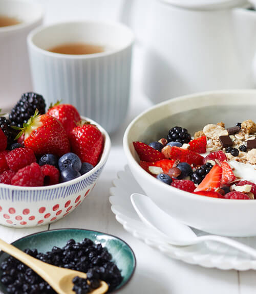 Recette de bowl au muesli Jardin BiO étic