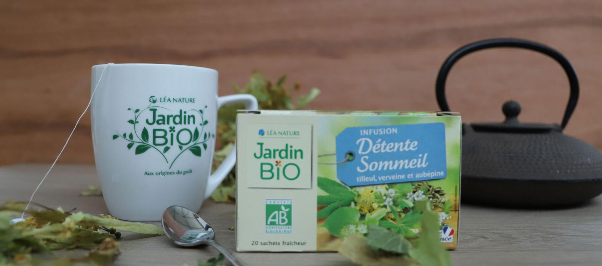 Eco conception des emballages Jardin BiO