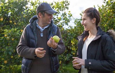 Financement de l'agriculture bio Jardin BiO étic