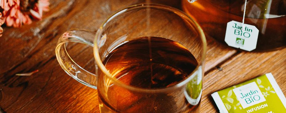 Jardin BiO étic vous présente ses thés et infusions bio