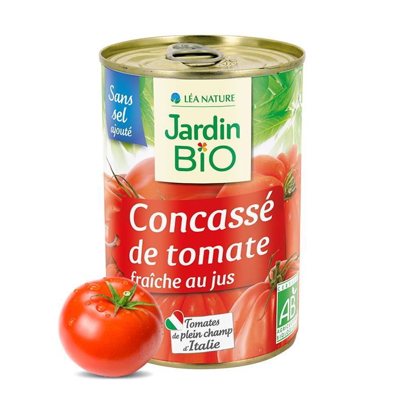 concassé de tomates
