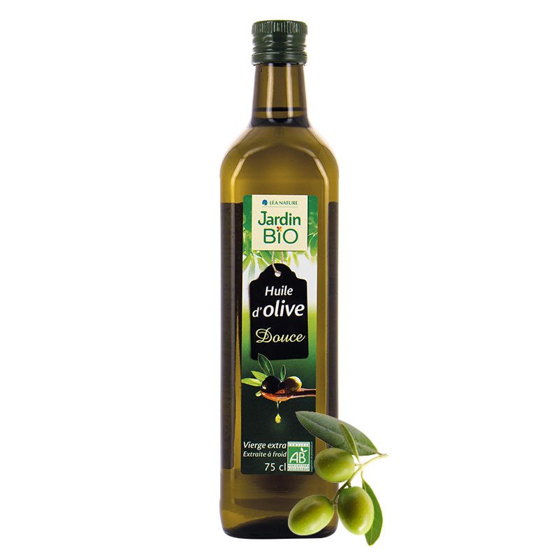 Huile d'olive  vierge extra – douce