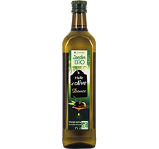 Huile d'olive bio vierge extra – douce