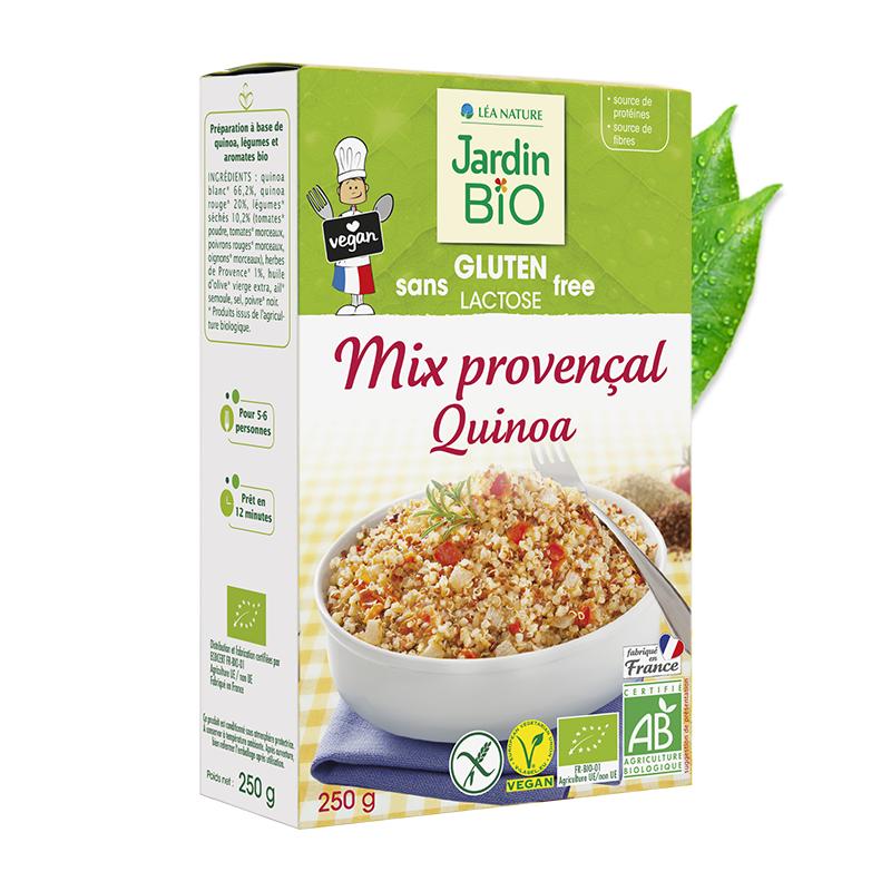 Mix provençal quinoa sans gluten