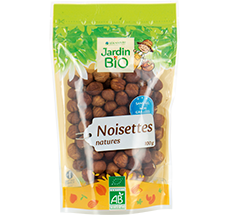 Noisettes  natures