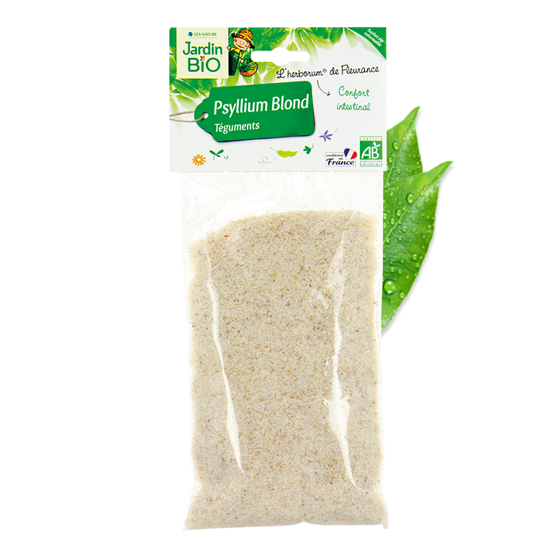Psyllium blond téguments