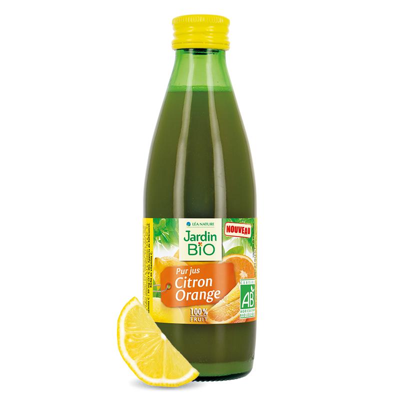 Pur jus citron orange