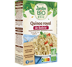 Quinoa royal  de Bolivie