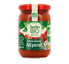Sauce Tomate  Ail Persil