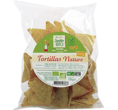 Tortillas nature  sans gluten